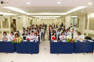 Khoá học phun xăm tại Địa chỉ phun xăm uy tín Hà Nội Eva Xinh